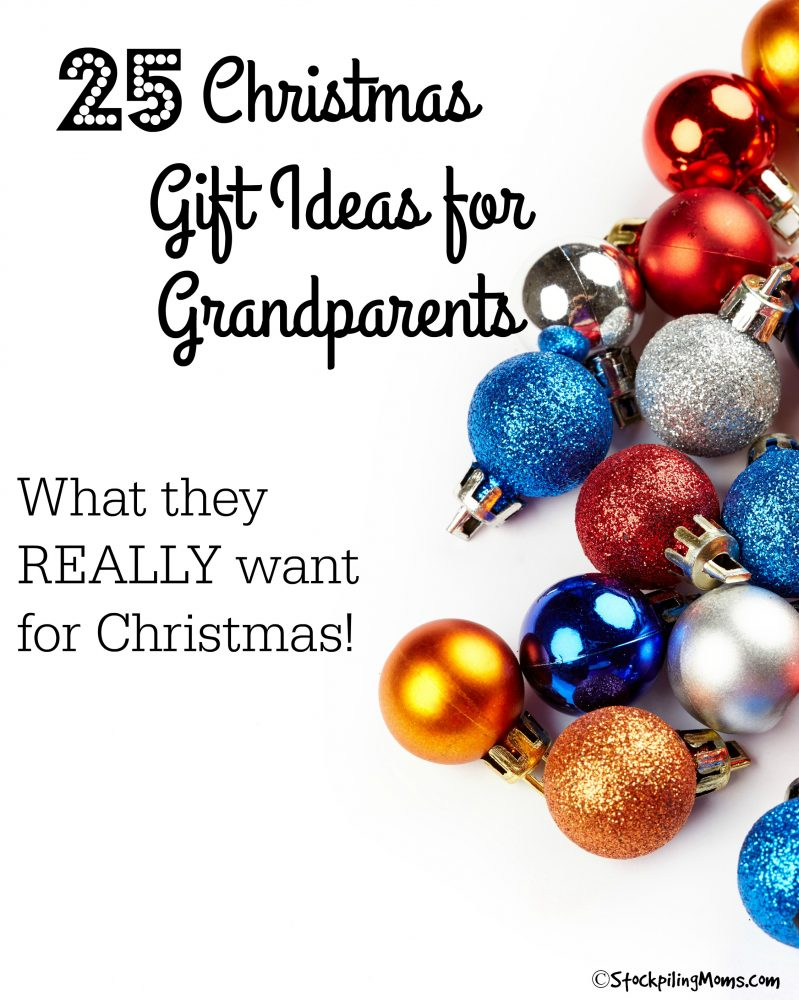 christmas gift ideas for grandparents - Christmas Gift Ideas For Grandpa
