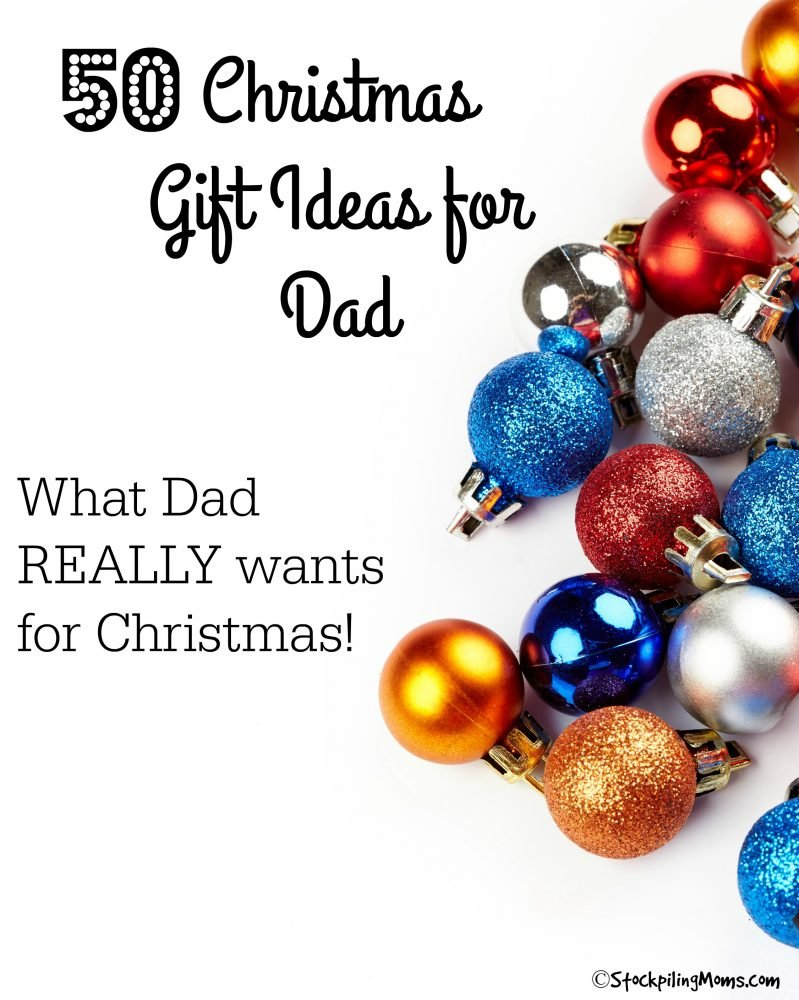 Christmas gift ideas for dad with everything