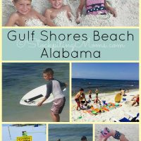 Gulf Shores Beach Alabama