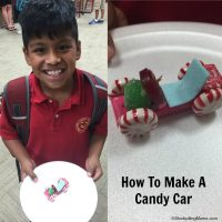 How To Make A Candy Car