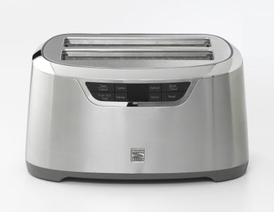 Kenmore Elite 4-Slice Auto-Lift Long Slot Toaster