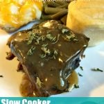 Slow Cooker Melt In Your Mouth Pot Roast Recipe