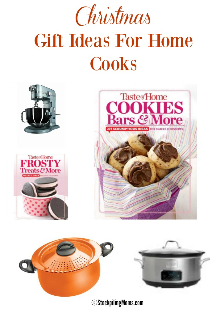 20 Christmas Gift Ideas For Home Cooks