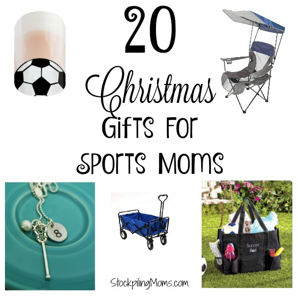 Christmas Gift Ideas for Sports Moms