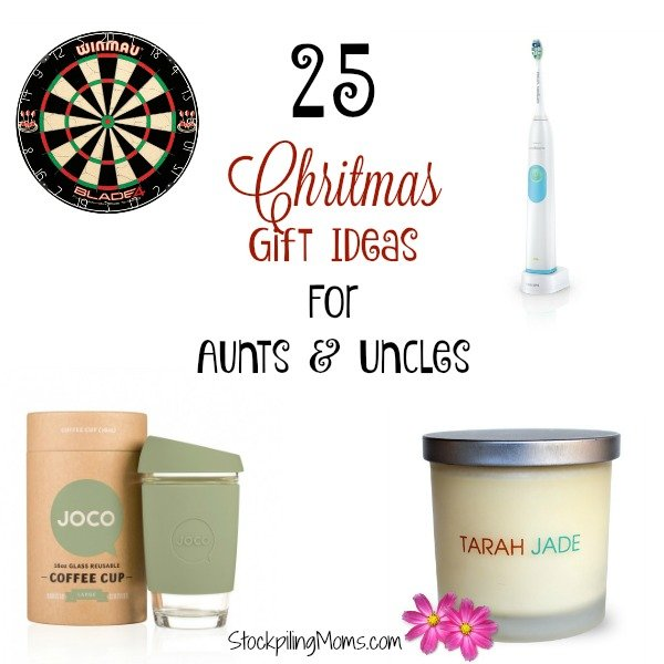 Christmas gift ideas for aunts and uncles 25 uni christmas gift ideas