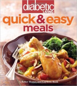 7 diabetic cookbooks to gift this holiday season diabetic living quick easy meals forumfinder Choice Image