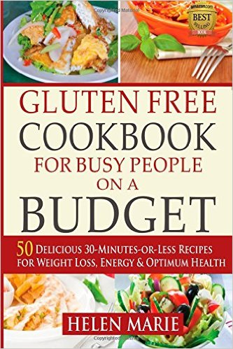 Gluten Free Cookbook For Busy People