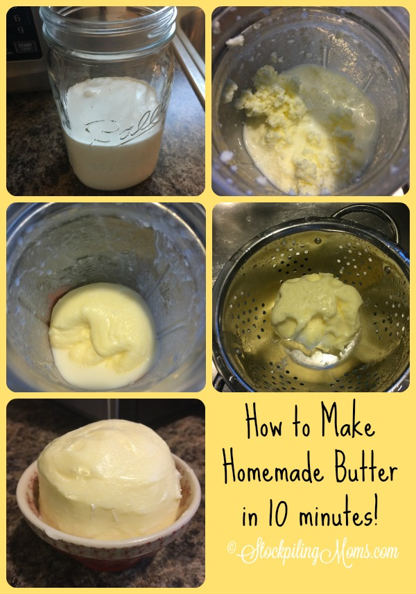 Homemade Butter3