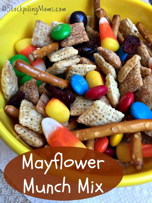 Mayflower Munch Mix