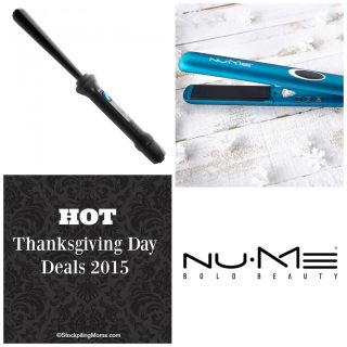 NuMe Thanksgiving Deals 2015