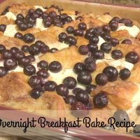 Overnight Breakfast Bake Recipe