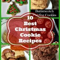 10 Best Christmas Cookie Recipes