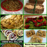 25 Holiday Appetizer Recipes