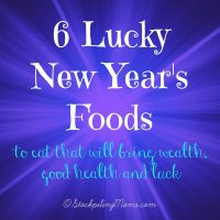 6 Lucky New Year's Foods