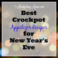Best Crockpot Appetizer Recipes for New Year's Eve
