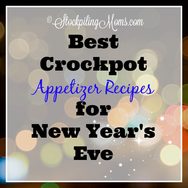 Best Crockpot Appetizer Recipes For New Year S Eve