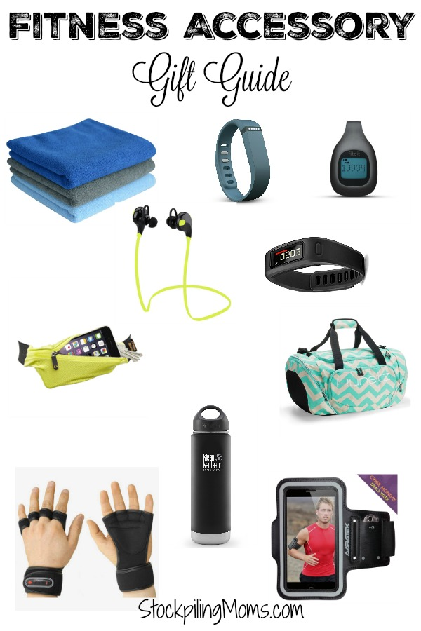 Fitness Accessory Gift Guide