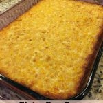 Gluten Free Corn Pudding