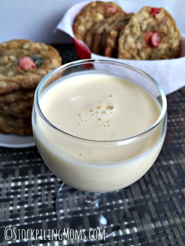 Old Fashioned Homemade Egg Nog recipe is creamy and delicious! Perfect for Christmas time.