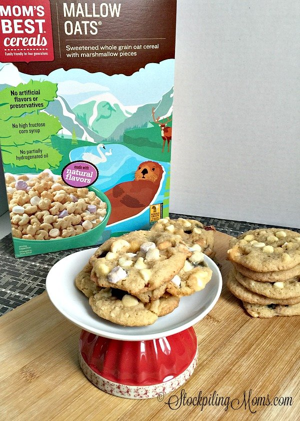 Be sure to try these White Chocolate Mallow Cookies soon!