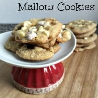 White Chocolate Mallow Cookies2