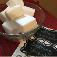 Homemade Shower Bombs