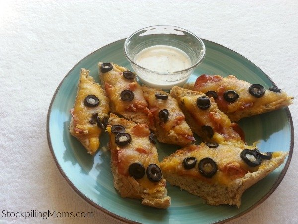 Make this easy Weight Watchers recipe for Pizza Dippers that are delicious and better for you!