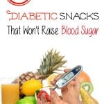 Don't miss out on these amazing diabetic snacks that are perfect to curb hunger and keep blood sugar low!