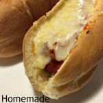 Homemade Meatball Subs