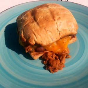 Southwestern Sloppy Joes from Prep Ahead Meals From Scratch