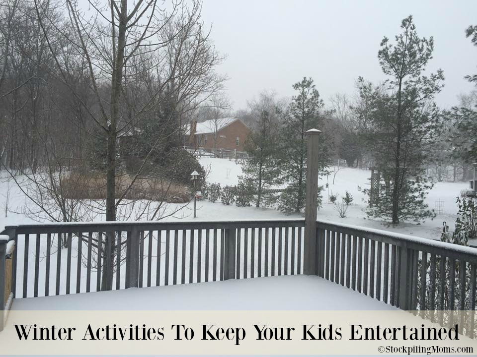 Winter Activities To Keep Your Kids Entertained - 2