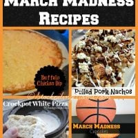 10 March Madness Recipes