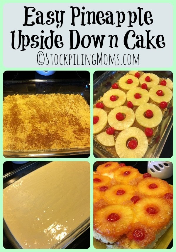 Gluten Free Pineapple Upside Down Cake Recipe From Scratch