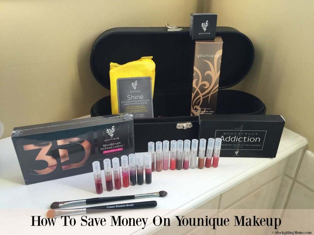 How To Save Money On Younique Makeup