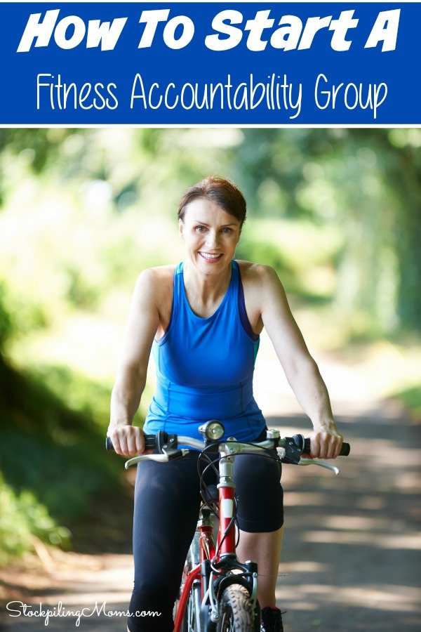 Keep motivated by getting networked with others in your own Fitness Accountability Group with our simple tips!