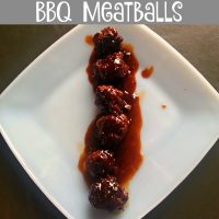 Check out our great Whole 30 BBQ Meatballs perfect for your Whole 30 Diet recipe collection!