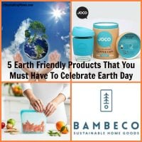 5 Earth Friendly Products That You Must Have To Celebrate Earth Day