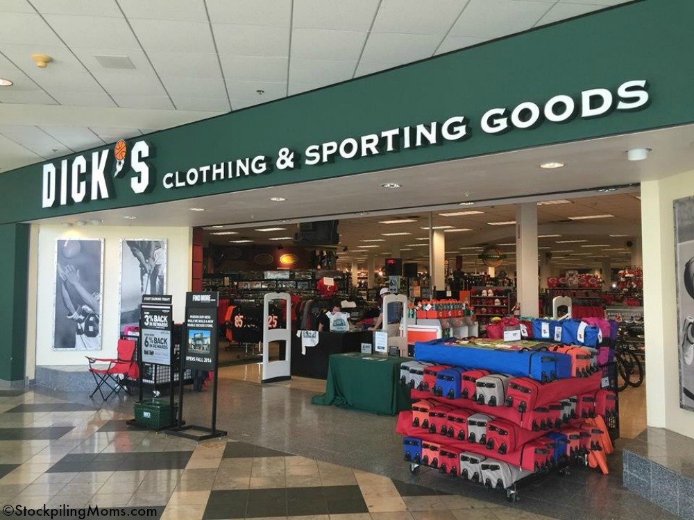 At DICK's Sporting Goods you can find everything you need for the family!