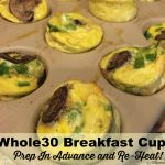 Whole 30 Breakfast Cups