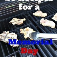 20 Recipes for a Memorial Day Cookout