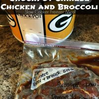 Crockpot Chinese Chicken and Broccoli