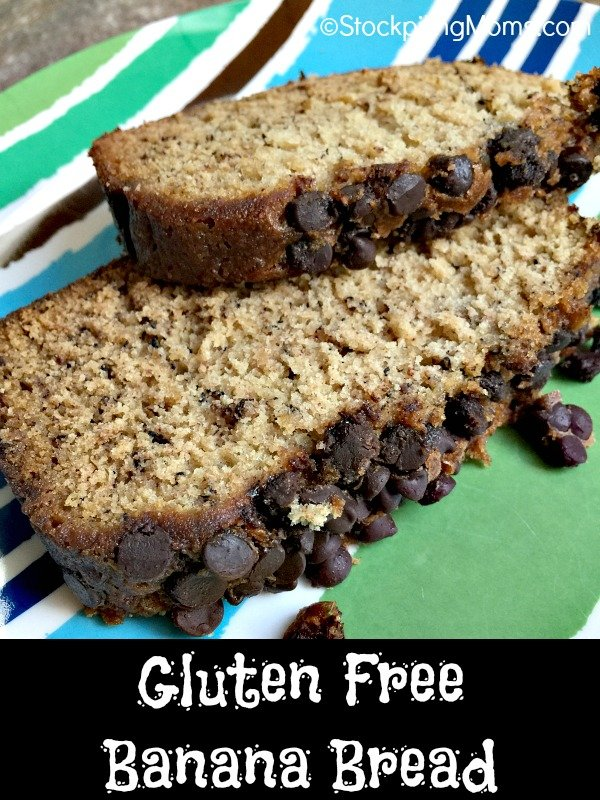Be sure to try Gluten Free Banana Bread recipe soon because you will ...