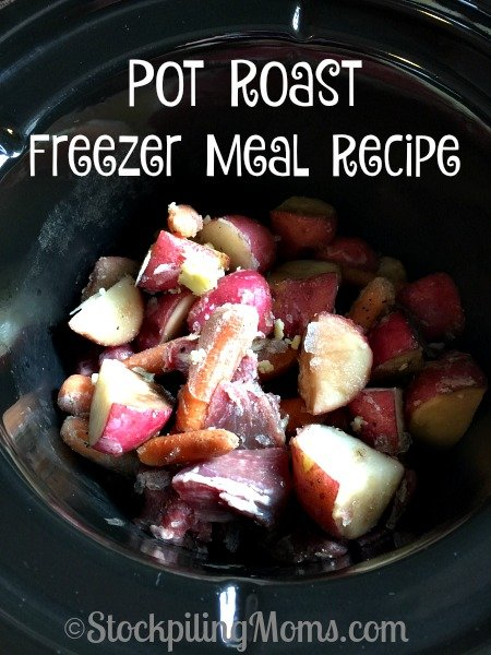 Pot Roast Freezer Meal Recipe2