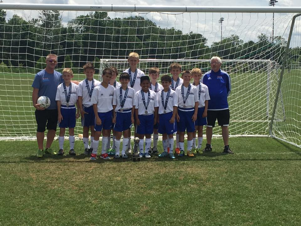 Soccer Village State Cup Winners!