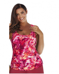 Beach Belle Women's Tiger Lily Classic Top