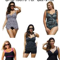 Best Plus Size Swimsuits For Summer