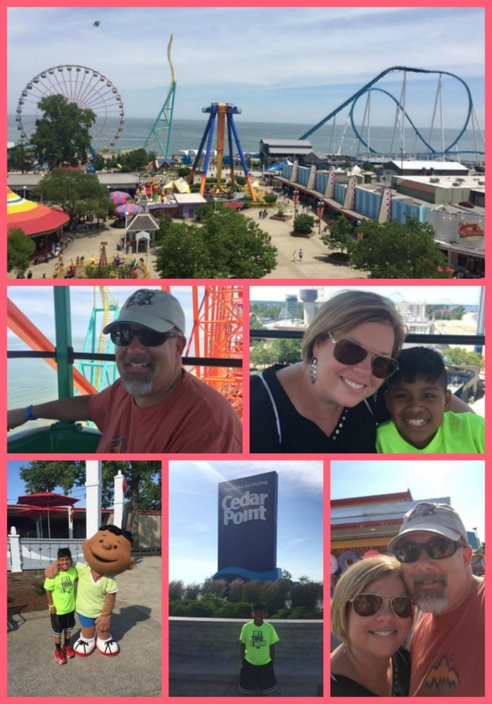 Cedar Point Amusement Park - Sandusky Ohio