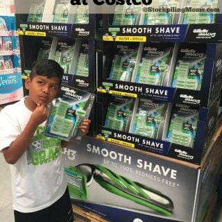 Gillette Mach3 SE Deal at Costco