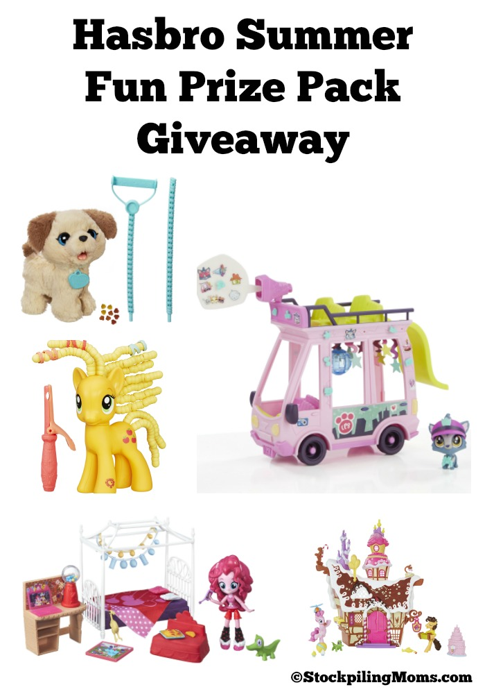 Hasbro Summer Fun Prize Pack Giveaway