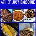 Menu Plan for a 4th of July Barbeque